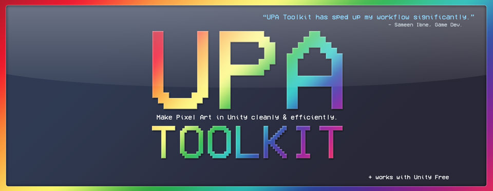 UPA Toolkit