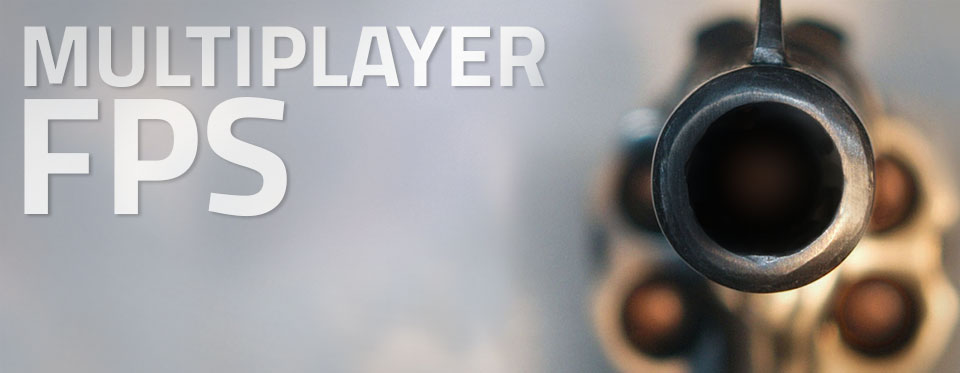 Multiplayer FPS Course